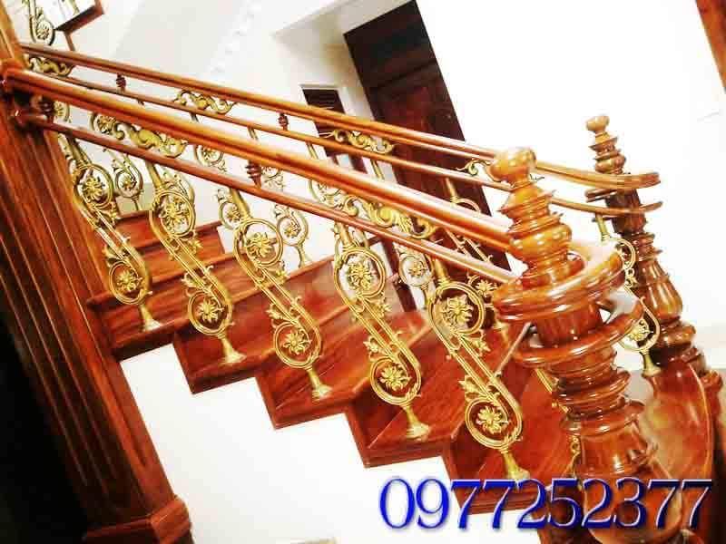CẦU THANG Quang Đại CTQD 003